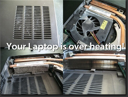 Welland overheating Laptop repair